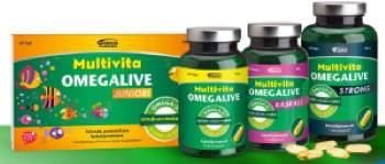 Multivat Omegalive tuoteperhe